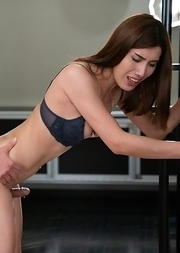 Allison Standing Fuck