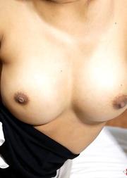 Thai Ladyboy Arin does a striptease for white tourist