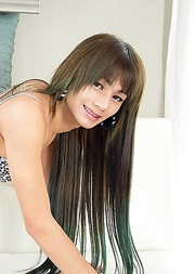 Thai Ladyboy Sky - Perfect Femboy Teenager Bareback