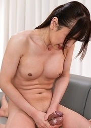 Serina Tachibana Sumata Hard Cock Masturbation